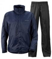 Didriksons Main Mens Set, regnkläder, blå