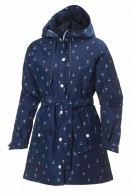Helly Hansen W Lyness Coat, blå