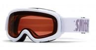 Smith Gambler Air junior skidglasögon, vit