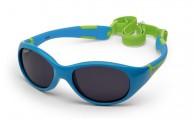 Demon Bunny, solglasögon för barn, blå