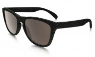 Oakley Frogskins Fingerprint Dark Grey, Warm Grey