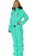 DIEL Ski Spirit skidoverall, dam, Aqua green
