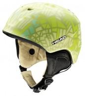 HEAD Ela damhjälm, grön