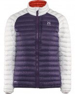 Haglöfs Essens Mimic Jacket Women, lila/grå