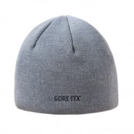 Kama stickad mössa med Gore-Tex, grå