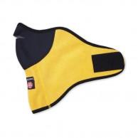 Kama stor ansiktsmask, windstopper, gul
