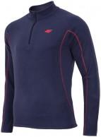 4F Microtherm tröja i fleece, herr, blå