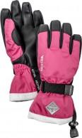 Hestra Gauntlet junior skidhandska, pink