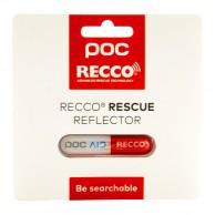RECCO Avalanche Rescue, reflector