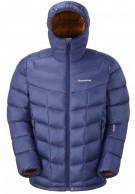 Montane North Star Lite Jacket, dunjacka, herr, blå
