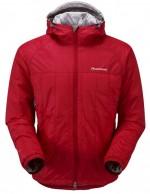 Montane Prism Jacket, herr, röd