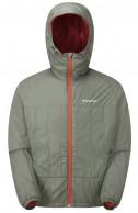 Montane Prism Jacket, herr, grå
