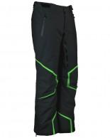 DIEL Axel skid-byxor, män, svart/grön