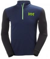 Helly Hansen Active Flow 1/2 Zip, skidundertrøja,  blå