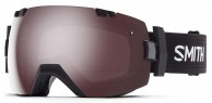 Smith I/OX skidglasögon, Black/Ignitor Mirror
