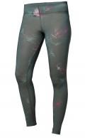 Helly Hansen W Wool Graphic Pant, grå