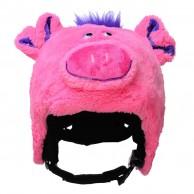 CrazeeHeads hjälmcover, Poppi The Pig
