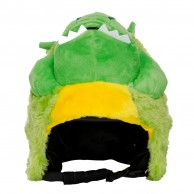 CrazeeHeads hjälmcover, Pickles The Alligator