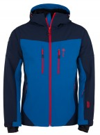 Kilpi Axis-M, softshell jacka, herr, blå