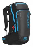 Ortovox Tour Rider 28 S, tur/skid ryggsäck, svart