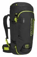 Ortovox Peak 45 Toploader, ryggsäck, svart