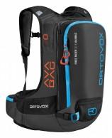 Ortovox Free Rider 20 S ABS, AVABAG, svart