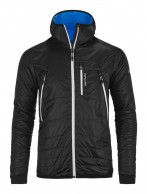 Ortovox Swisswool Light Tec Piz Boé Jacket, svart