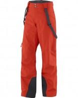 Haglöfs Line Pant Women, röd