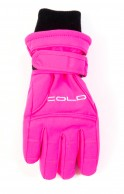 Cold Force Glove JR, junior skidhandske, pink