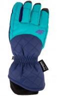 4F InnerTech dam handske, blå