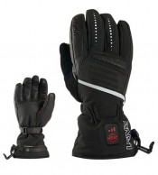 Lenz Heat Gloves 3.0 Men, Starter set, svart