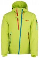 Kilpi Asimetrix-M, snowboardjacka män, grön