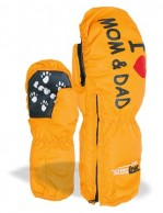 Level Kiddy Mitt, orange