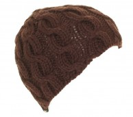 Dragon Summit Beanie, Brown