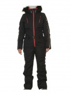 DIEL Ski Spirit skidoverall, dam, svart