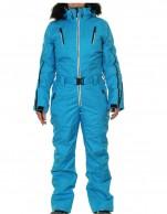 DIEL Ski Spirit dam skidoverall, blå