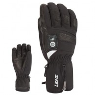 Lenz Heat Gloves 2.0 Women, Starter set, svart