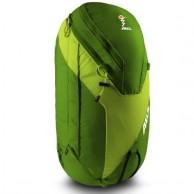 ABS Vario 24 Zip On, väska för ryggsäck, grön