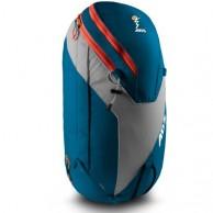 ABS Vario 32 Zip On, väska för ryggsäck, blå/orange