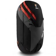 ABS Vario 32 Zip On, väska för ryggsäck, svart/orange