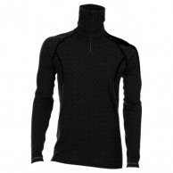 Ulvang 50Fifty turtle neck w/zip Ms, herr, Black