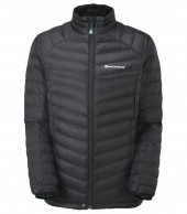 Montane Womens Featherlite Down Micro Jacket, dam, svart