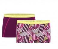 Kari Traa Attraktiv Hipster, violet, 2-pack