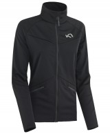 Kari Traa Louise fleece skipullie, svart