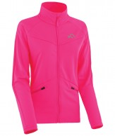 Kari Traa Louise fleece skipullie, pink