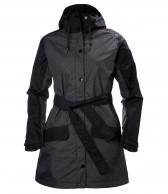 Helly Hansen W Lyness Coat, grå