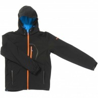 Typhoon Ludo JR, softshell jacka, pojke, svart