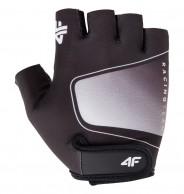 4F billig handske, herr, grå
