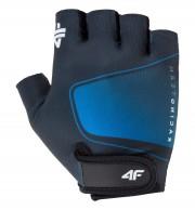 4F billig handske, herr, blå