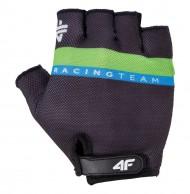 4F cykel handske, herr, svart